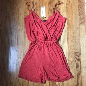 Romper, new with tags
